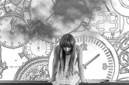 時間のプレッシャー