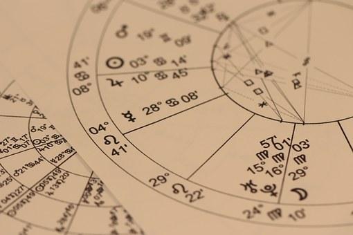 占星術 占い グラフ