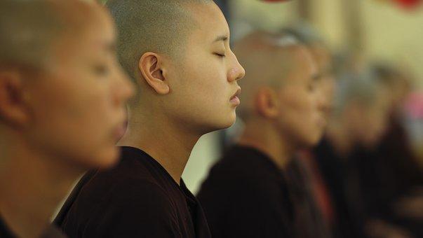 若い修行僧