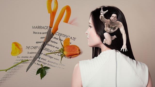 離婚しない男 特徴 離婚できない男